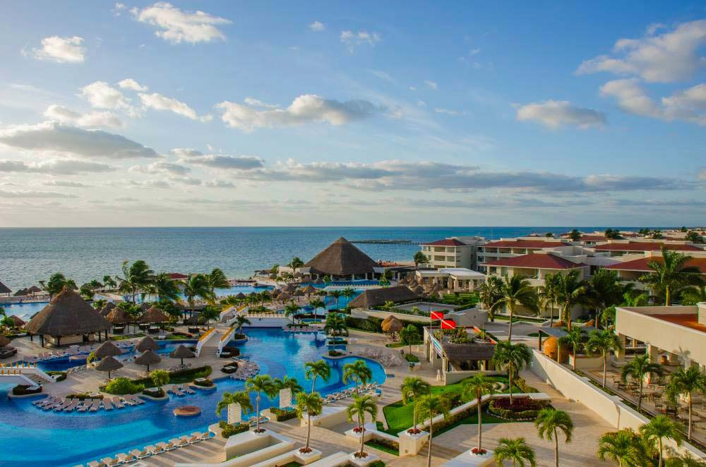 Moon Palace Cancun All Inclusive Golf Spa Resort